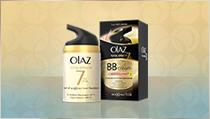 Visual Olaz Total Effects BB Cream mit LSF 15, medium