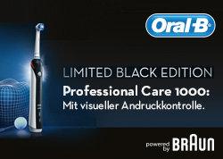 Oral-B Professional Care 1000 Black