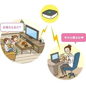 Panasonic ホームネットワークシステム おはなしカメラキット KX-HC500K-W