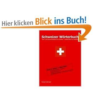 schweizer wörterbuch