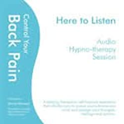 Control Back Pain  Hypnosis CD