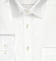Pure Cotton Quick Iron Poplin Shirt