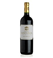 Bordeaux Chateau Saint Paul 2010 - Case of 6