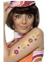 Temporary Hippy Tattoos