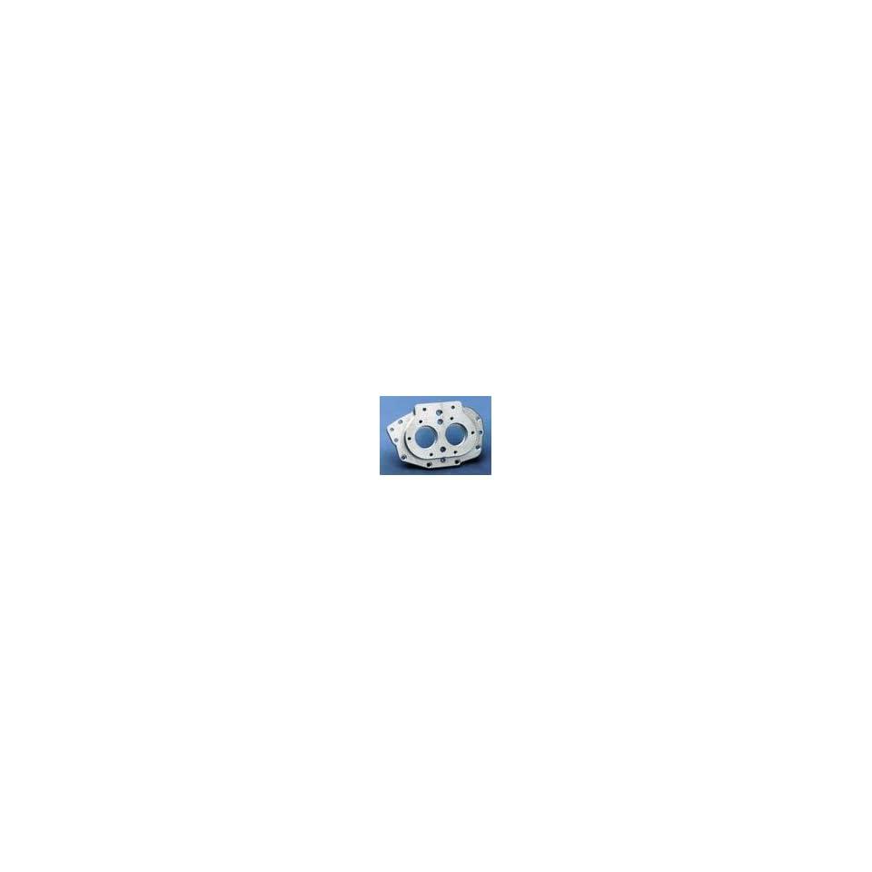 Delkron Transmission Case Billet Trapdoor Only, No Bearings D4060
