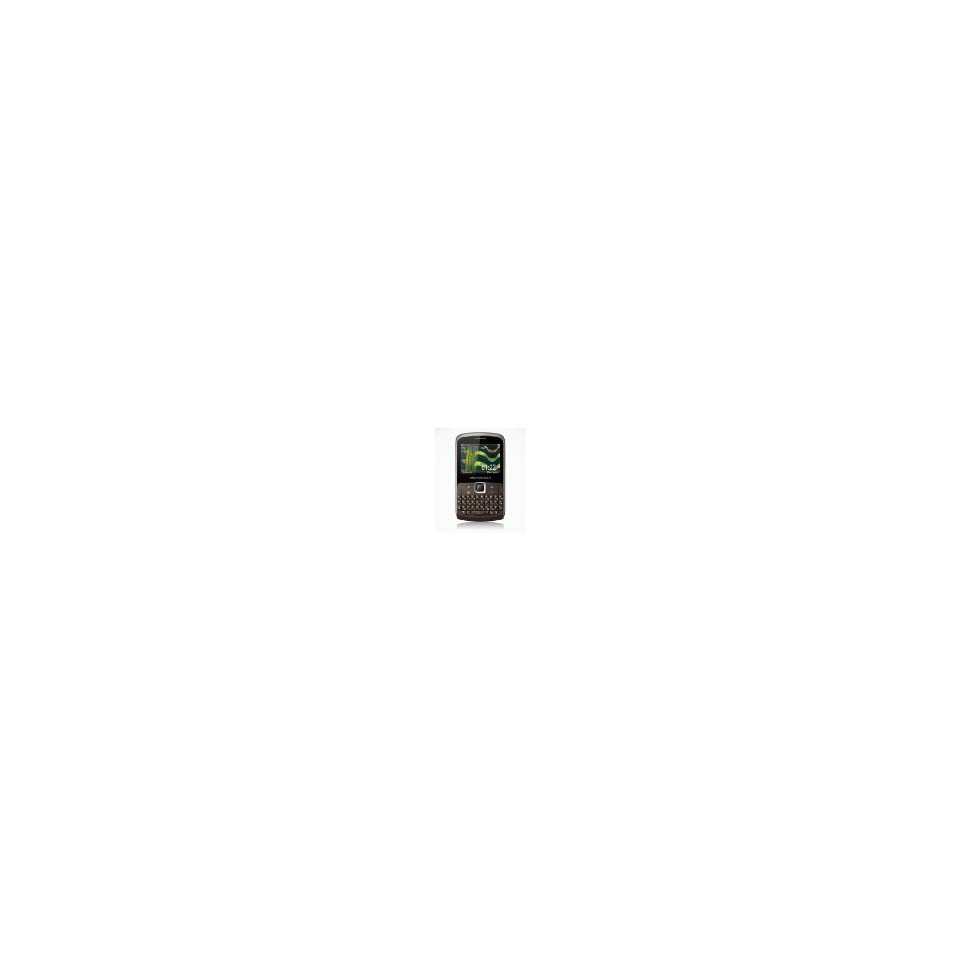 LG T510 Dual Sim Unlocked GSM Phone with Touchscreen, 2MP Camera, FM Radio and Bluetooth   Unlocked Phone   No Warranty   Black