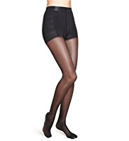 15 Denier Secret Slimming™ Sheer Stretch Bum-Lift Tights