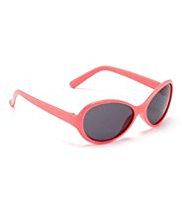 Opaque Frame Sunglasses