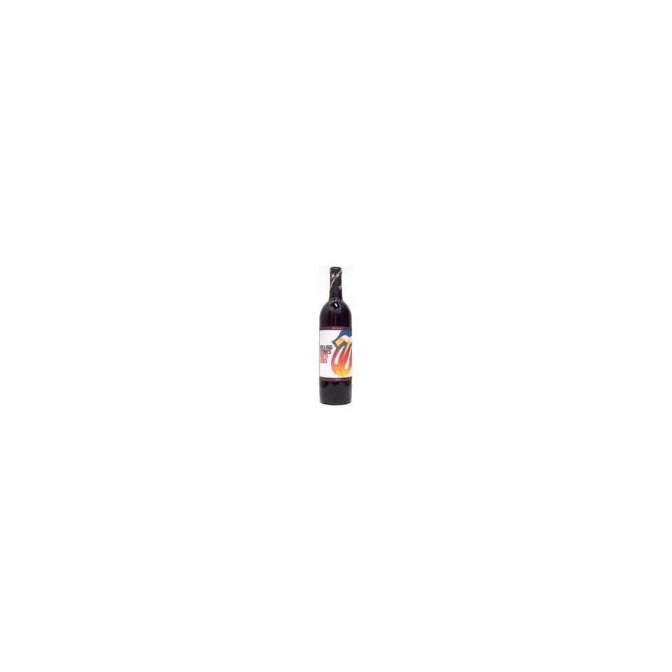 2009 Wines That Rock Rolling Stones Forty Licks Merlot 750ml