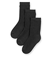 3 Pairs of Ultimate Comfort Socks with Modal