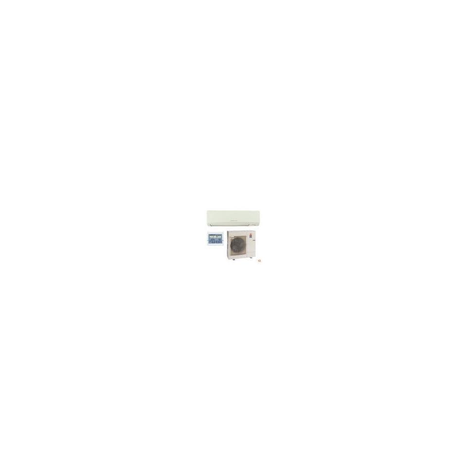 PKAA24KA4 + PUZA24NHA4 Mr. Slim Wall Mounted Mini Split Heat Pump Sy