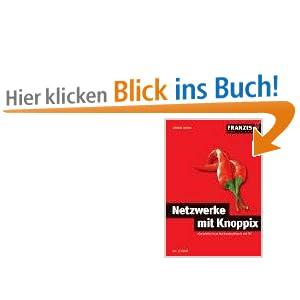 eBook Cover für  Netzwerke mit Knoppix