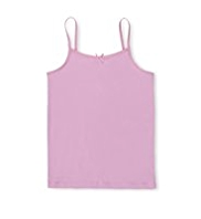 5 Pack Cotton Rich Assorted Cami Vests