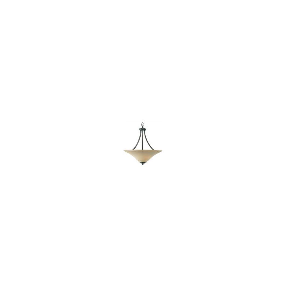 Chandelier   Heirloom Bronze Energy Star Mini Pendant   Fallsburg