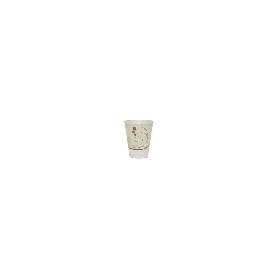 SOLO Cup Company OFX12NJ802CT   Symphony Design Trophy Foam Hot/Cold Drink Cups, 10 oz., 300/Carton