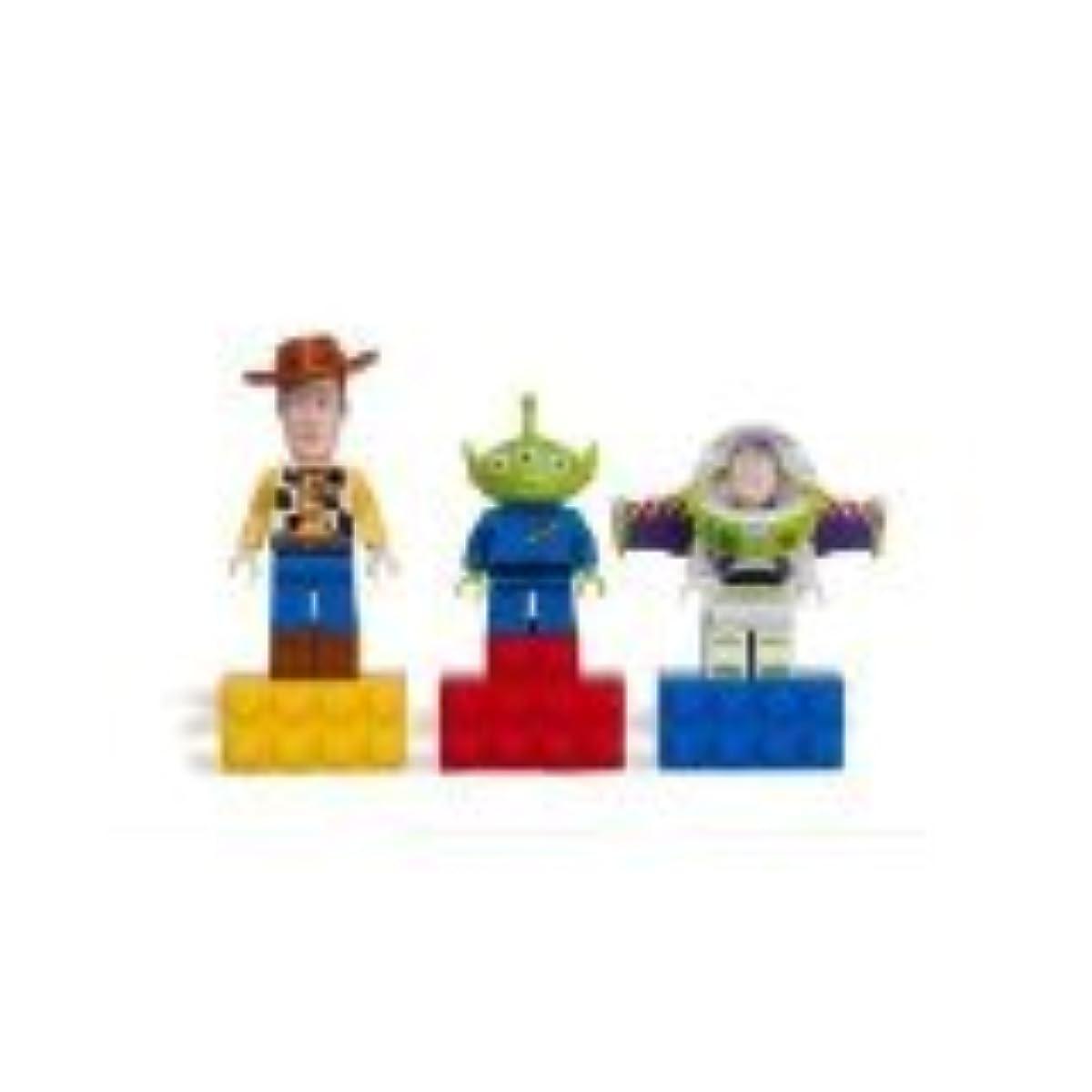 [해외] LEGO TOY STORY MAGNETS SET OF 3 - WOODY, ALIEN, BUZZ-852949