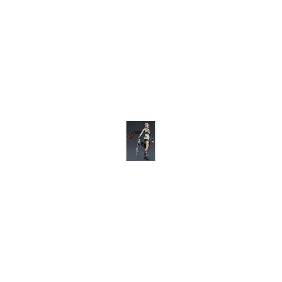 Final Fantasy XIII Lightning Play Arts Kai Action Figure