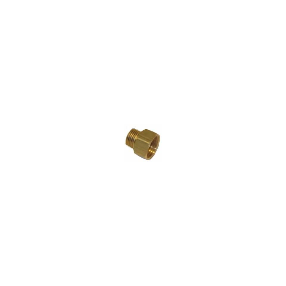 Garden Hose Adapter   FGHT x 3/4 MNPT   Brass Patio, Lawn & Garden