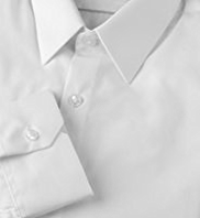 2in Longer Limited Collection Slim Fit Poplin Shirt