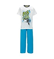 2 Pack Pure Cotton Stay Cool Pyjamas