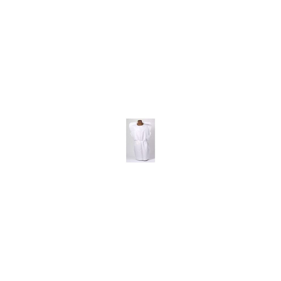 Moore Medical Exam Gowns 30 X 42 3 Ply Tissue White   Case of 50