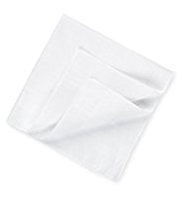 10 Pack Pure Cotton Handkerchiefs