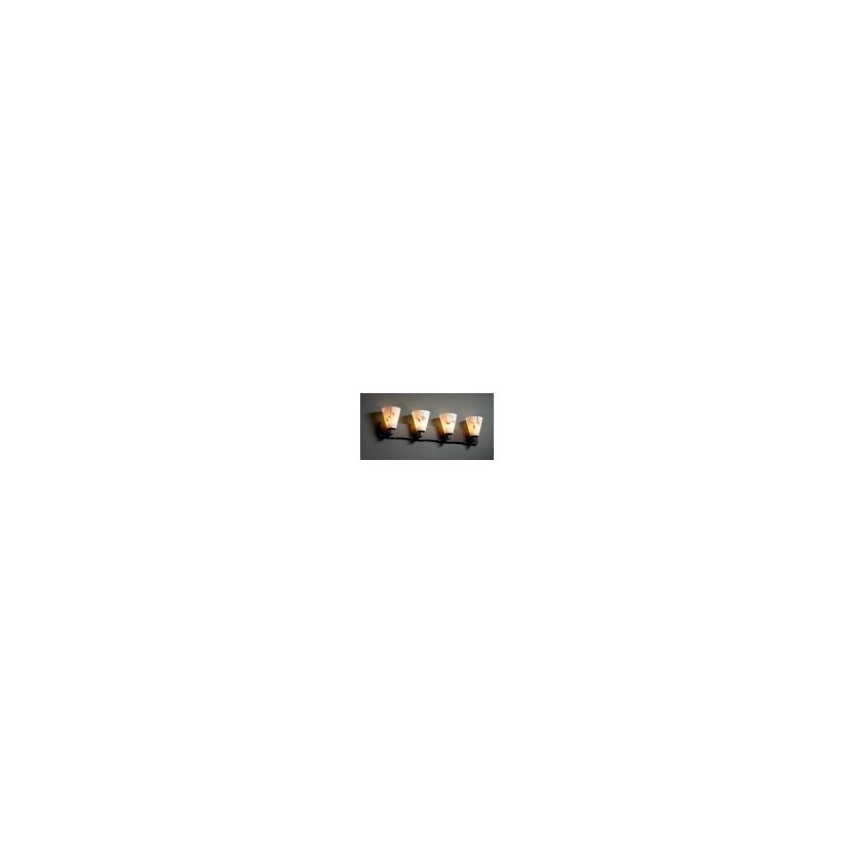 Justice Design Group FAL 8924 60 ABRS 4 Light LumenAria Modular