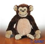 Webkinz Plush Stuffed Animal Chimpanzee