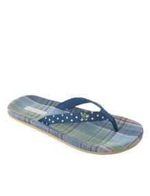 Plaid Thong Sandal - Buy Plaid Thong Sandal - Purchase Plaid Thong Sandal (Limited Too, Apparel, Departments, Shoes, Children's Shoes, Girls)