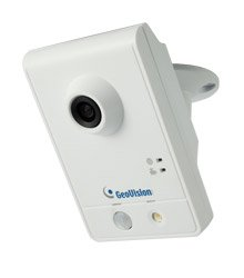 GV-CA220 - 2M H.264 Advanced Cube IP Camera
