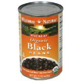 Black Organic Beans 15 oz. (Case of 12) Westbrae Brand