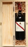d'Arenberg d'Arry's Original Wine 75cl in Pine Box with Mints