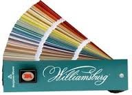Benjamin Moore Williamsburg Color Collection Fan Deck (Benjamin Moore Paints compare prices)