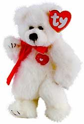 Amore The Ty Attic Treasures Bear