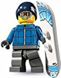 Lego Minifigures Series 5 - Snowboarder Male