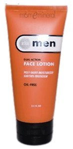 Men, Dual-Action, Face Lotion, 2.5 fl oz by Zia Natural Skincare