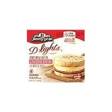 Jimmy Dean D Lights Sandwich 4 per pack (077900502422)