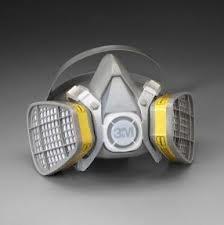 Half Facepiece Respirator 5203 NEW MED Vapor Gas