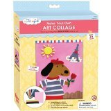 My Studio Girl Paint and Create Felt Dog Sew Kit
