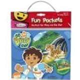 Go Diego Go Fun Pocket Travel Play Kit