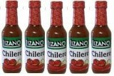 Lizano Chilero Hot Sauce - 55 Oz 5 Pack