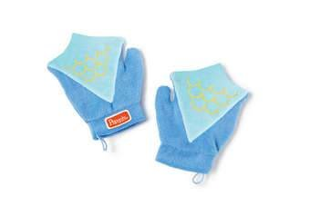 Manhattan Toy Sudsy Fun Mitts Fish - 1