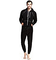 Hooded Fleece Onesie