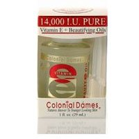 Colonial Dames Colonial Dames Vitamin E Plus Beautifying Oils, 1 oz