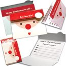 Mix-N-Match Santa Invitations 8ct