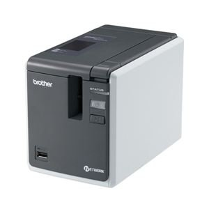 Brother industrial PC label printer P-touch 9800pcn PT-9800PCN