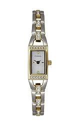 Fossil Ladies Glitz Two Tone Watch # ES1713