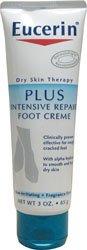 Eucerin plus Réparateur Intensif Crème pieds -