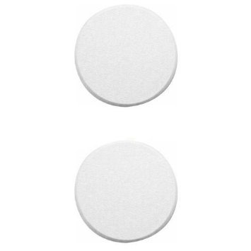 Pack of 2 Door Knob Self Adhesive 5