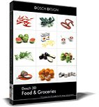 Dosch 3D: Food & Groceries front-269422